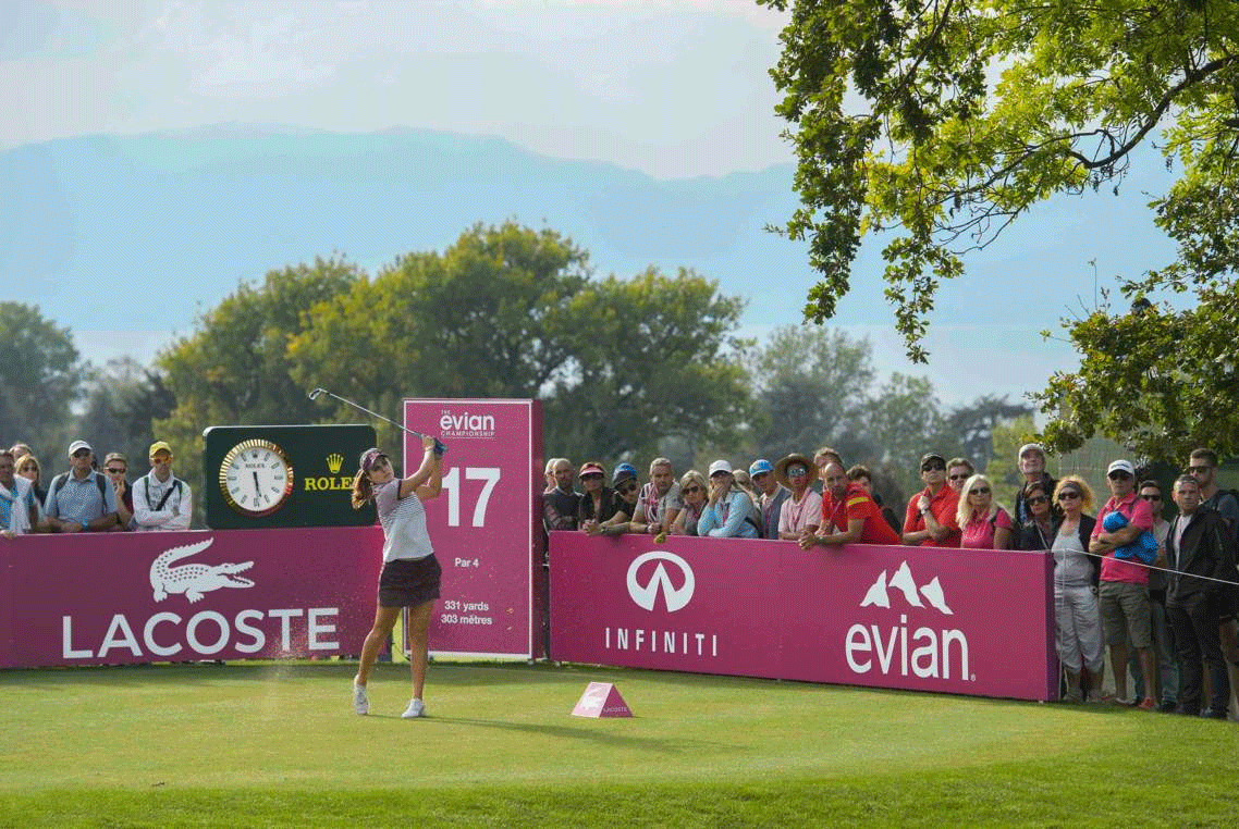 The Amundi Evian Championship 1