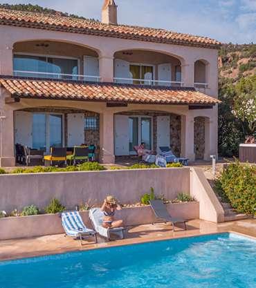 Villa La Cagne