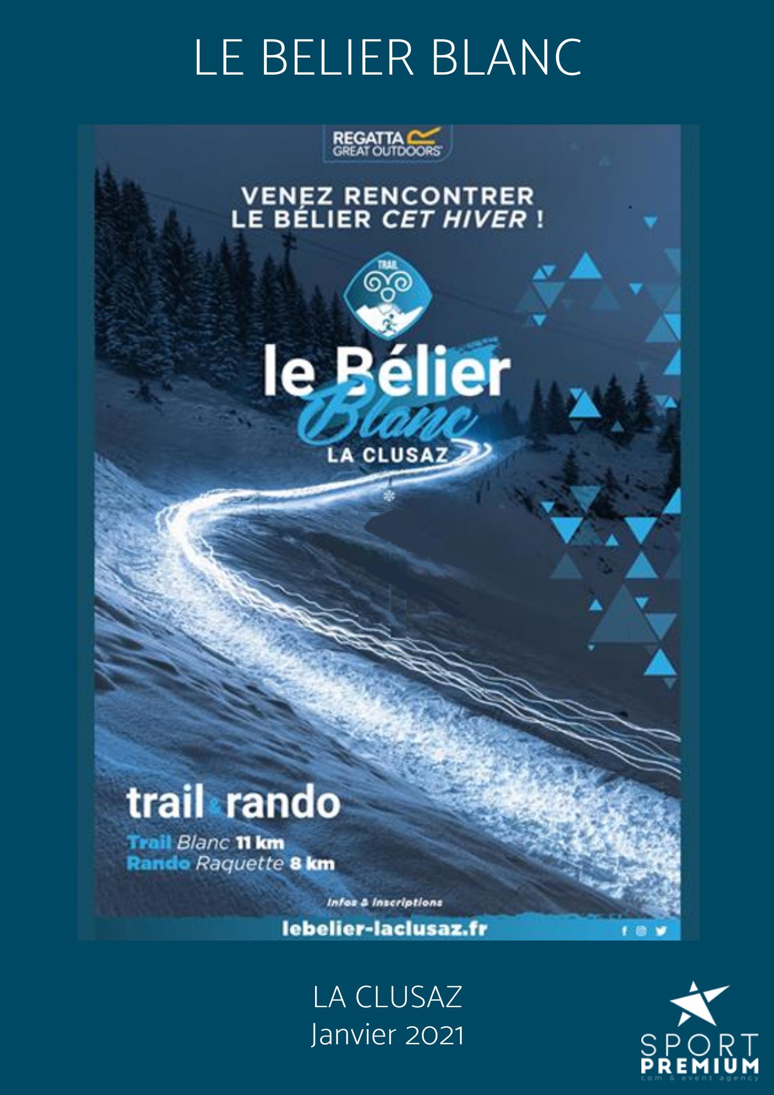 """""""Le Bélier Blanc"""" La Clusaz 1"""