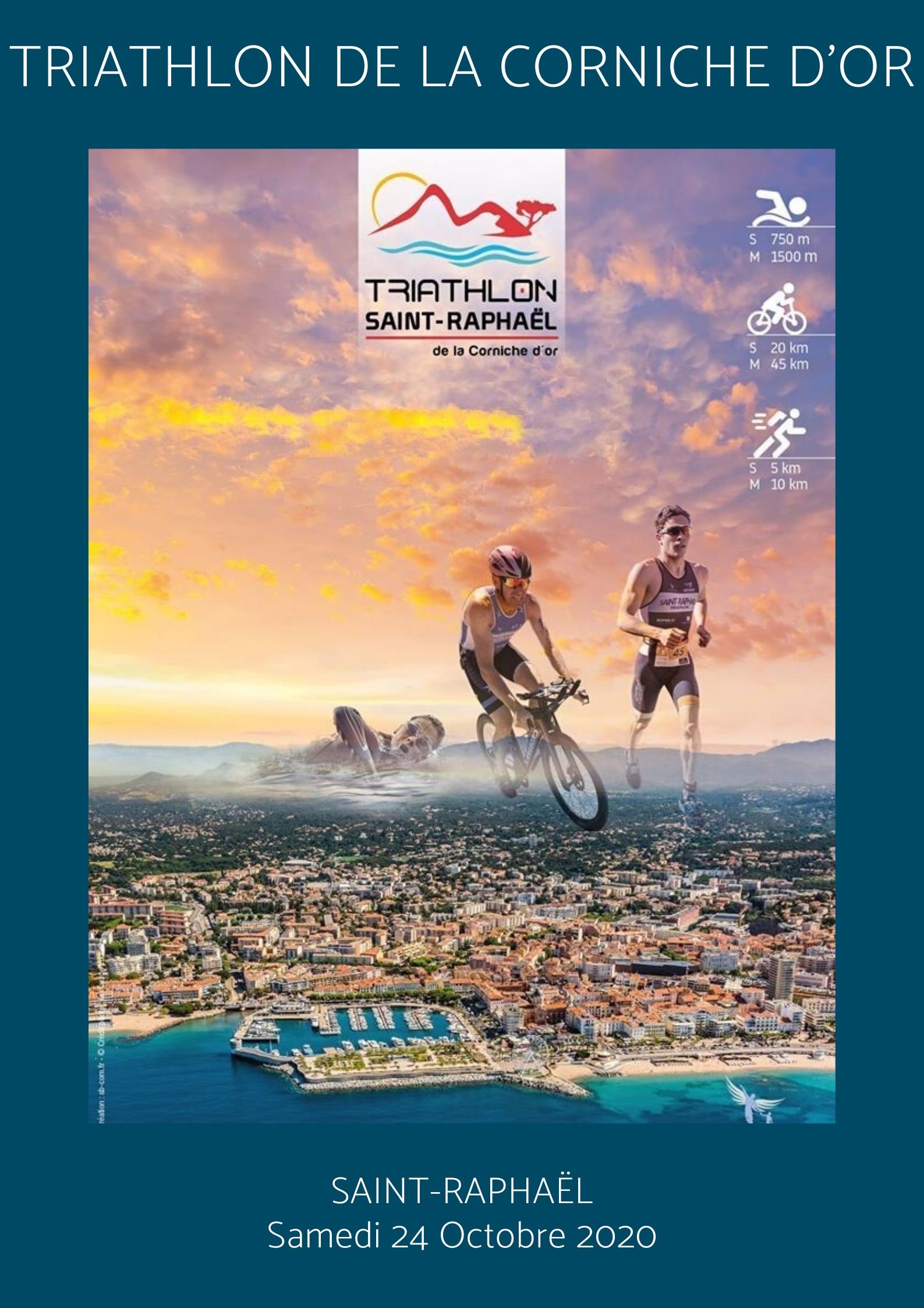 Triathlon de la Corniche d'Or 1