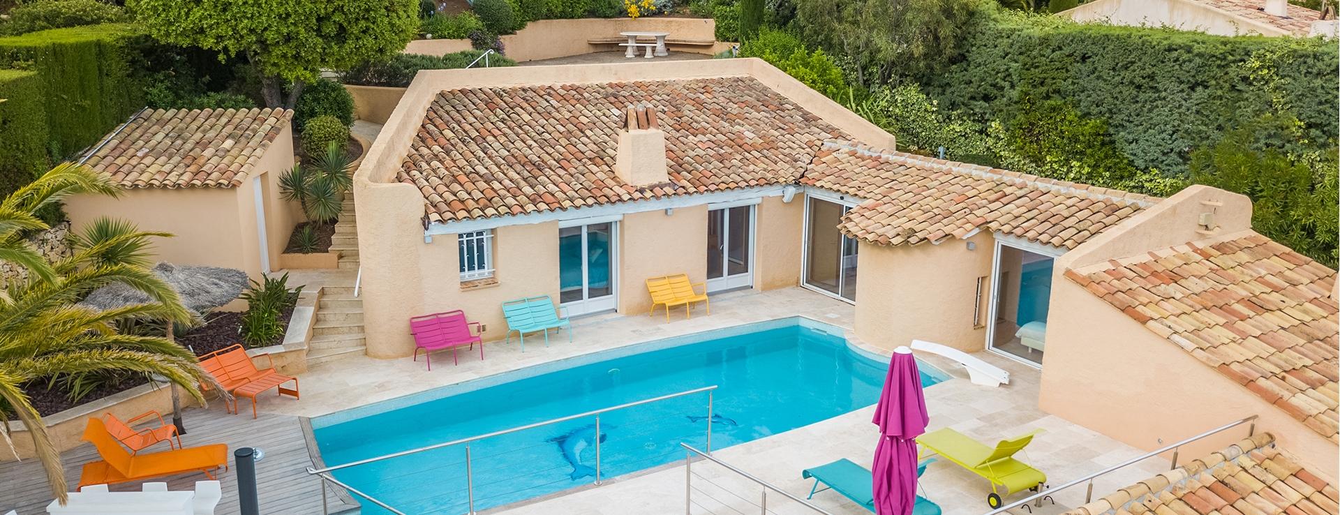 Villa Le Mas d'Estérel 2
