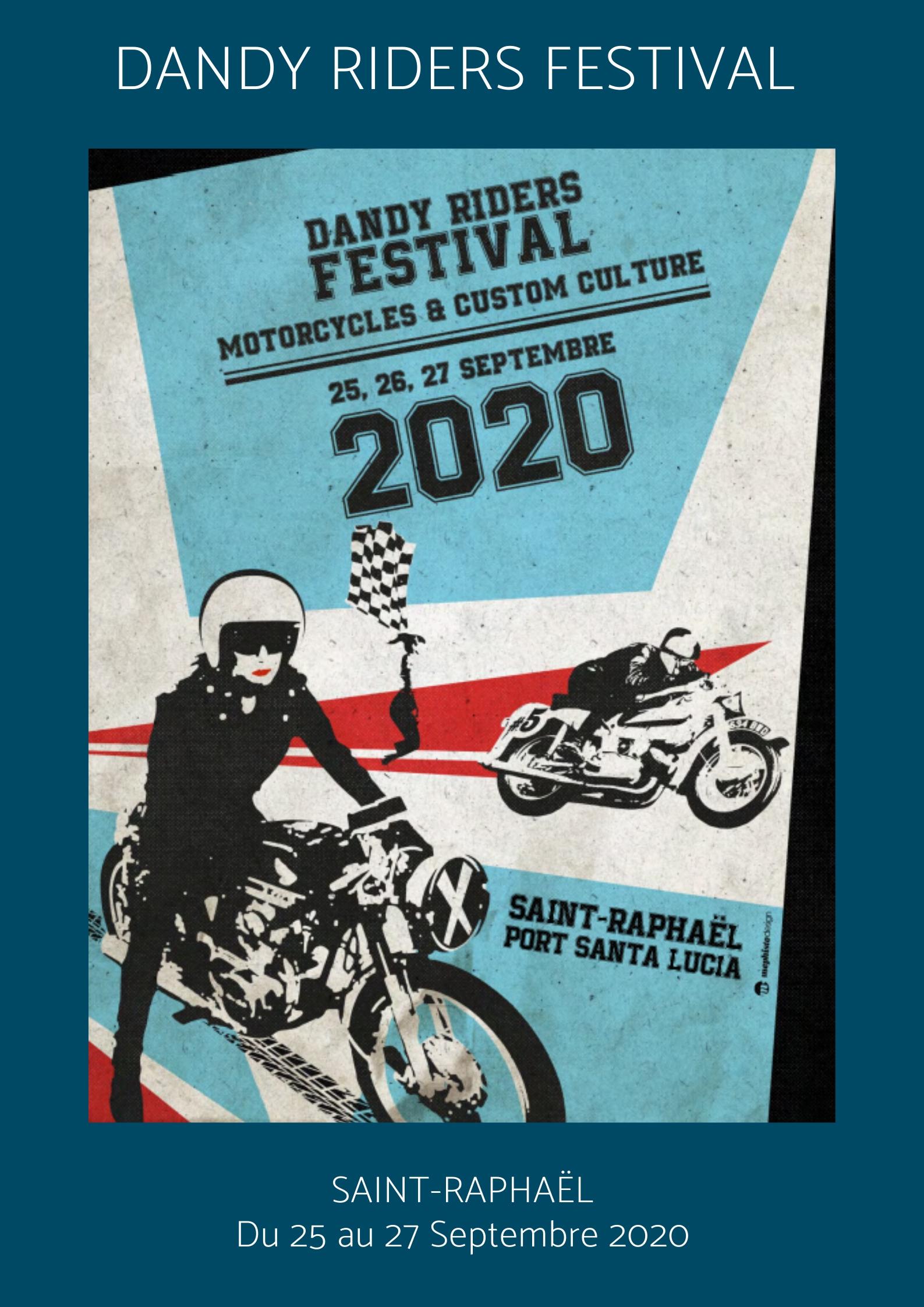Dandy Riders Festival 1