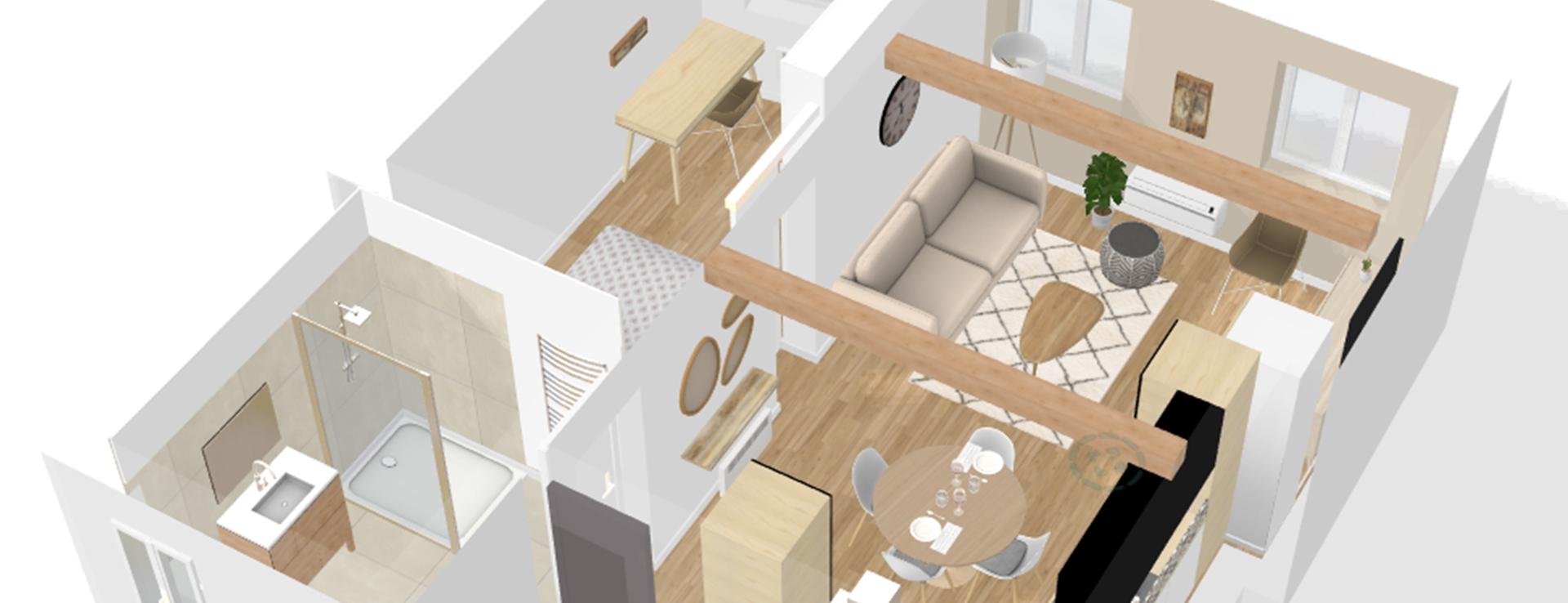 Appartement Avignon 5