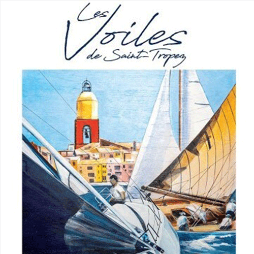 Les Voiles de Saint-Tropez 1