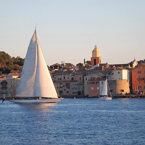 The sails of saint tropez 1