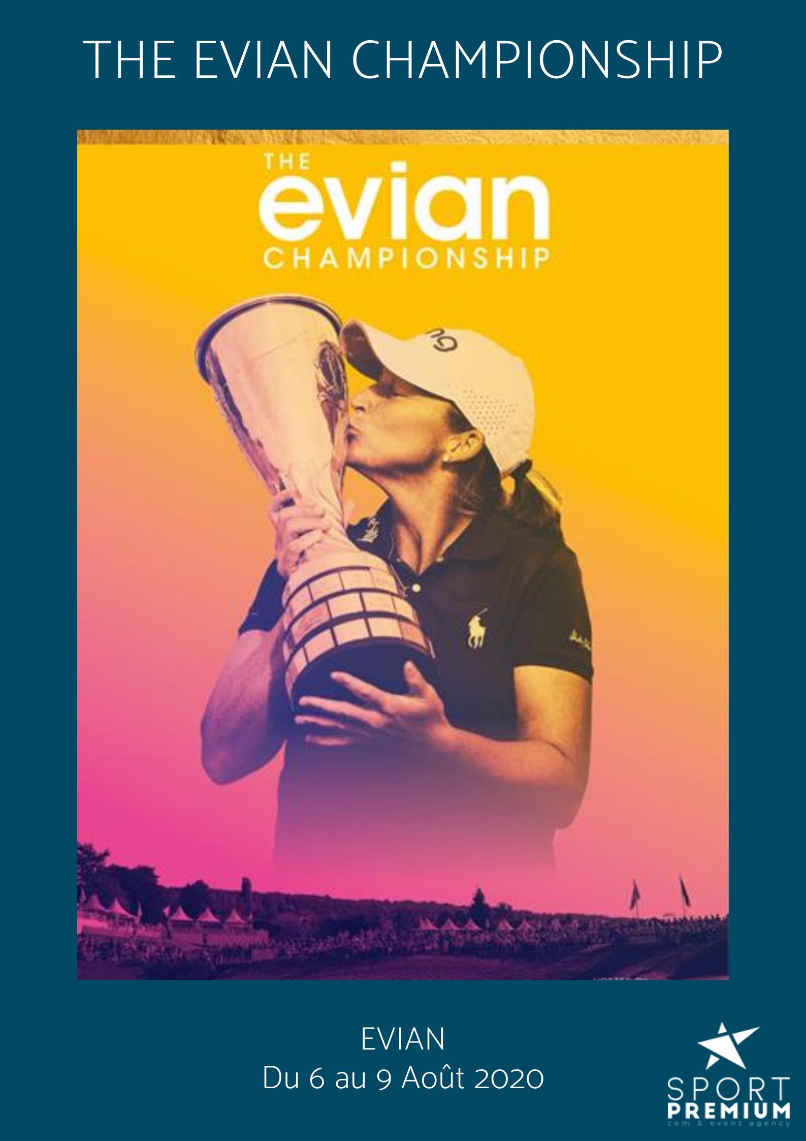 The Evian Championship 1