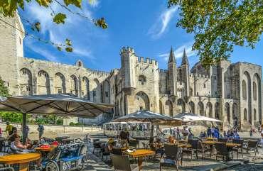 3 days in Avignon