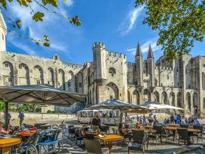 Palai des Papes Avignon