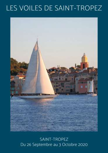 The sails of saint tropez