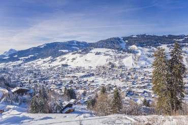 5 days in the winter in Megève…