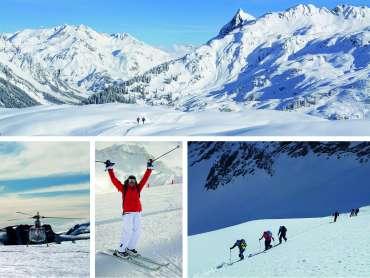 "Une semaine ""ski passion"" à Megève"