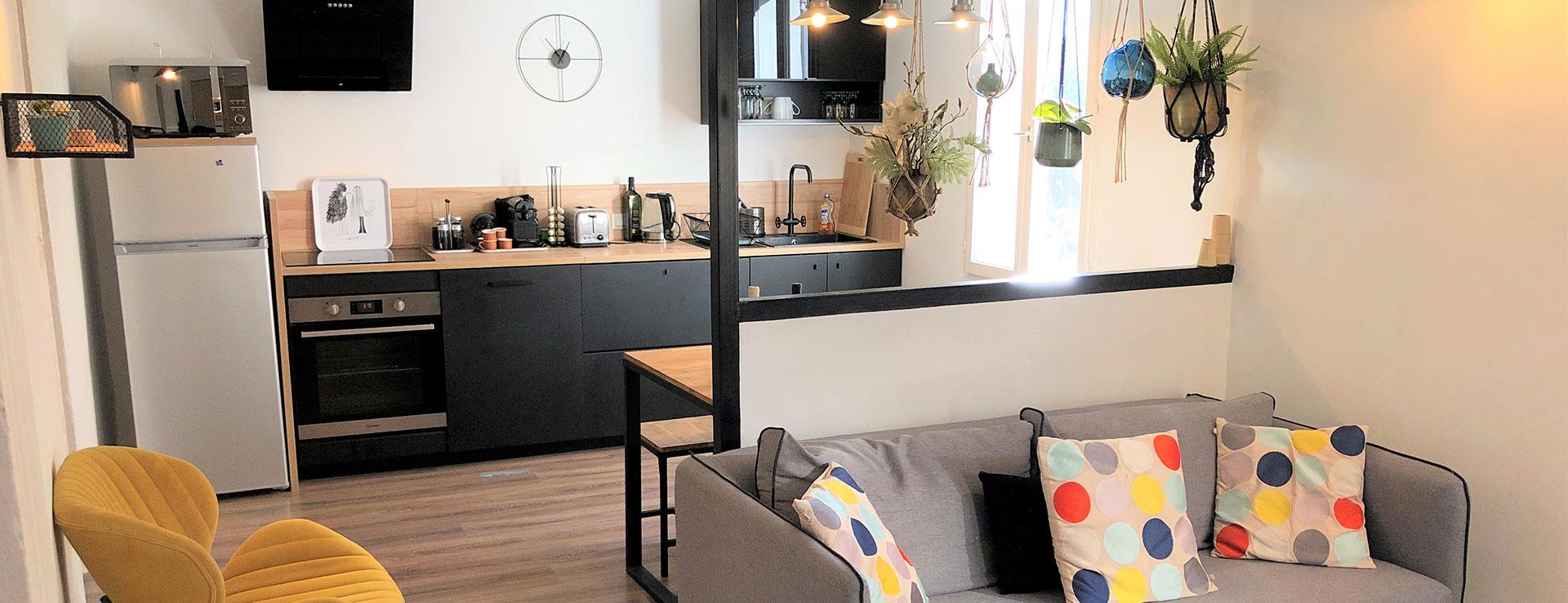 Appartement le moulin d'Avignon 1