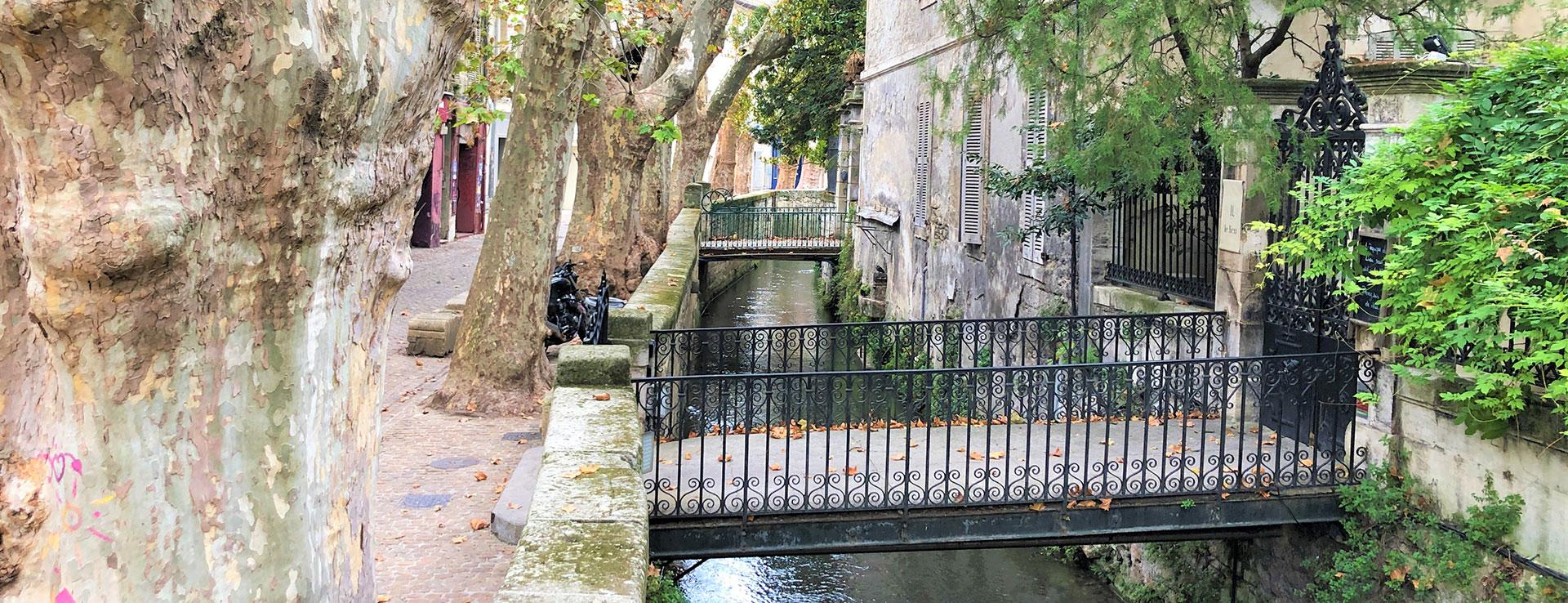 Appartement le moulin d'Avignon 10