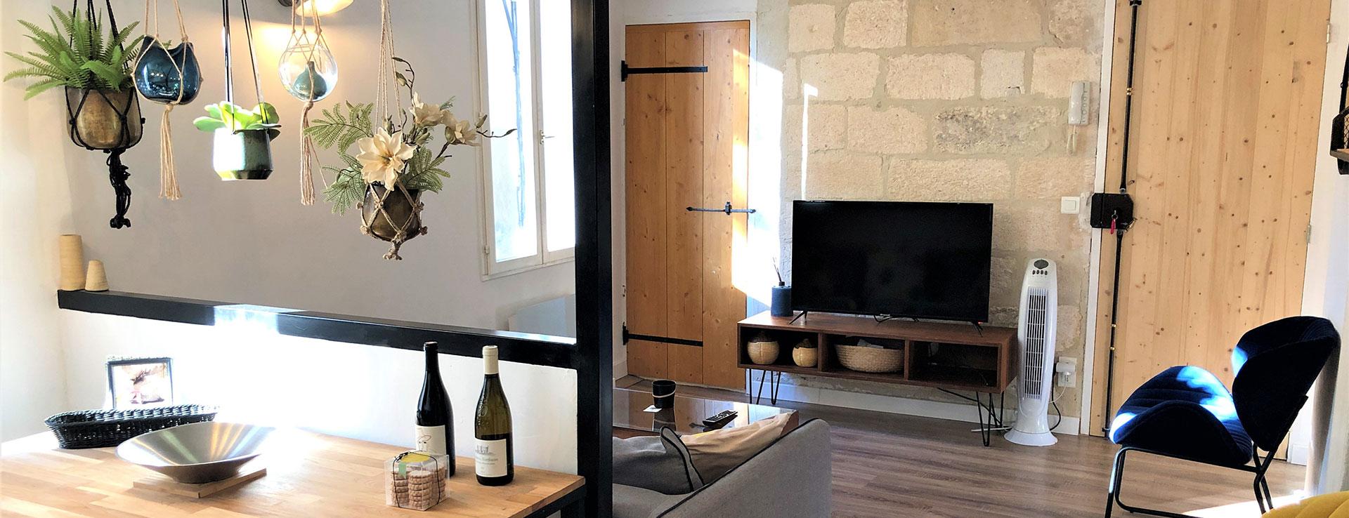 Appartement le moulin d'Avignon 5