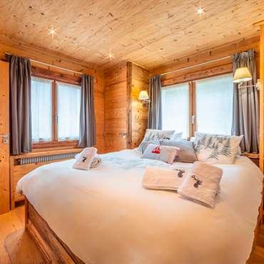 Appartement-Corneille-Megeve-chambre