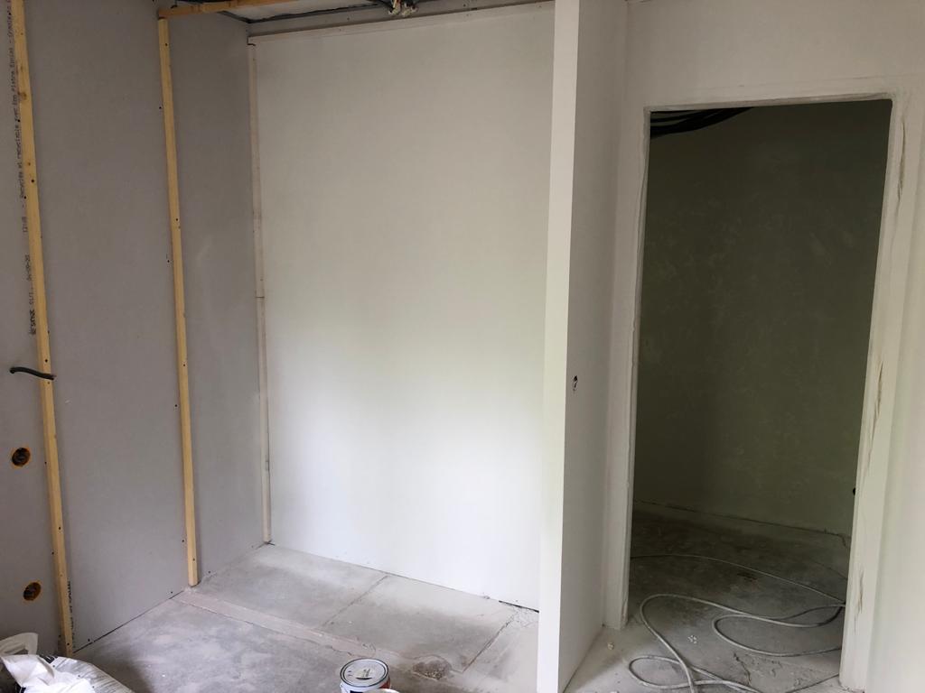 Megève, rénovation d'un appartement 8